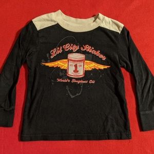 Old Navy Long Sleeve Shirt Size 4T